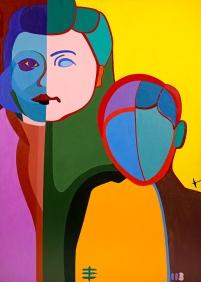 Boris Uan-Zo-li - Print 1