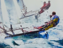 Stephen Graham watercolor